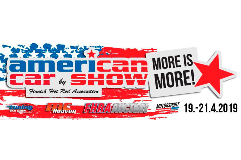 American Car Show 2019