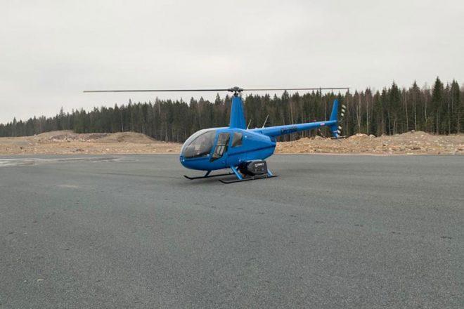 Mäntsälä Aero lentopäivänä 3D-mallinnus
